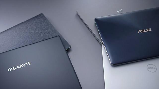 高性能轻薄笔记本电脑对比评测