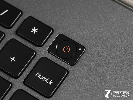 开机键集成指纹识别功能