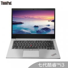 联想ThinkPad E480(2XCD)英特尔酷睿i3