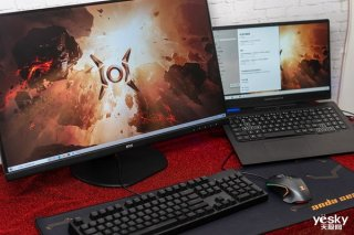 荣耀猎人游戏本V700评测