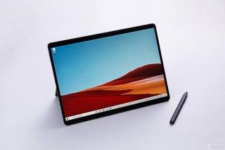 买笔记本要选触控屏吗?Surface Pro X替你品鉴